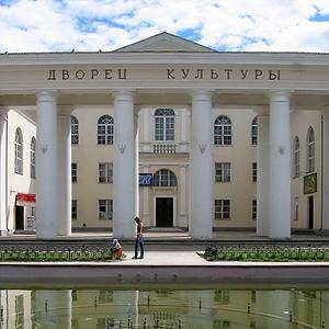 Дворцы и дома культуры Кашина