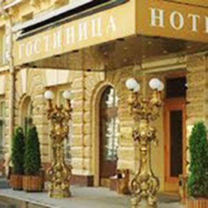 Гостиницы Кашина