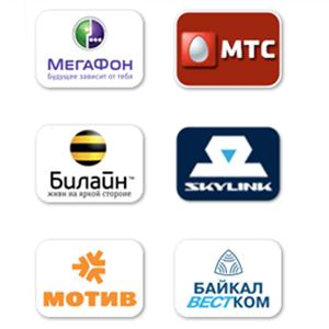 Операторы сотовой связи Кашина
