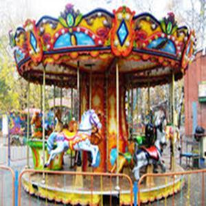 Парки культуры и отдыха Кашина