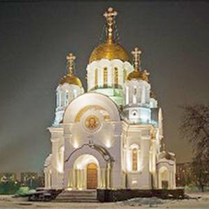 Религиозные учреждения Кашина
