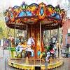 Парки культуры и отдыха в Кашине