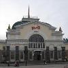 Железнодорожные вокзалы в Кашине