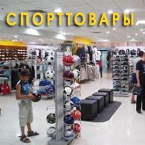 Спортивные магазины Кашина