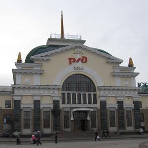 Железнодорожные вокзалы Кашина
